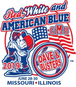 GMB Red, White and American Blue powered by Dave and Busters – MO