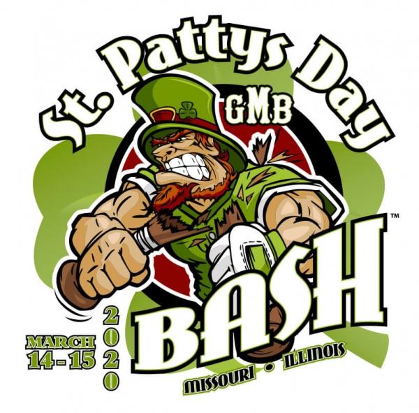 GMB St Pattys Day Bash – MO