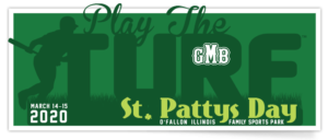 GMB Play the Turf – St Pattys Day – IL