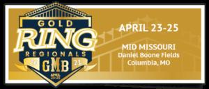 GMB Gold Ring Regionals – Mid Mo
