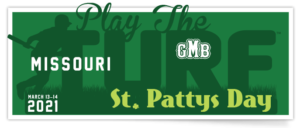 GMB St Patty's Day Bash – Play The Turf – MO
