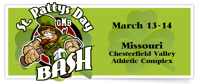 GMB St Patty's Day Bash – MO